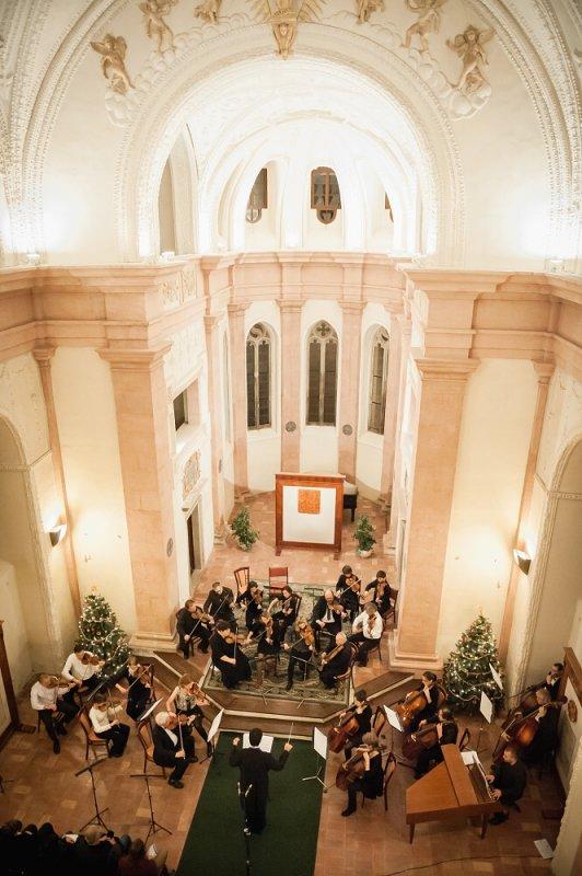 JHSO - adventní koncert