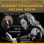 Ocenění významných občanů města Jindřichův Hradec