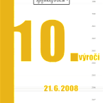 10. Výročí