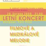 Letní koncert