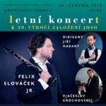Letní výroční koncert