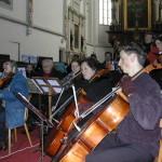 Vánoční koncert kostel JH